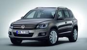 Nouveau VW Tiguan ; cette fois, c'est officiel