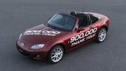 Mazda MX-5 : 900.000 exemplaires produits