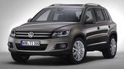 Volkswagen Tiguan restylé : un premier remodelage