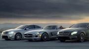 La nouvelle Mercedes SLS Roadster est officielle