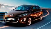 Peugeot 308 : restylage discret mais visible