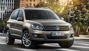 Genève 2011 : Volkswagen Tiguan restylé