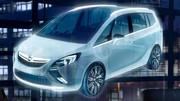Opel Zafira Tourer Concept : première photo