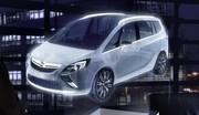 Opel Zafira Tourer Concept : Salon sur roues