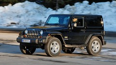Essai Jeep Wrangler 2.8 CRD 200 ch : Eternelle, tout simplement