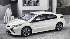 Opel présentera la version de série de l'Ampera à Genève