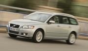 Essai Volvo V50 D2 Momentum : Il résiste au temps