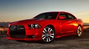 Salon de Chicago : Dodge Charger SRT8