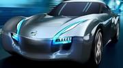 Nissan Esflow, un bel exercice de style