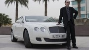 Bentley : nouveau fournisseur de James Bond