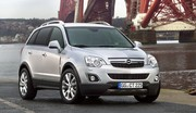 Le Nouveau Opel Antara débute à 24.300€
