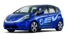 Honda EV Concept : le prototype de la Jazz électrique présenté à Genève
