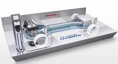 Honda EV Concept : le penchant électrique de la Jazz