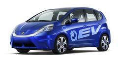 Honda présente ses solutions zéro émission à Genève : La Jazz électrique et l'hybride rechargeable