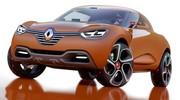 Renault Captur : concept de petit crossover