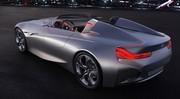 Le roadster BMW Vision ConnectedDrive en vidéo