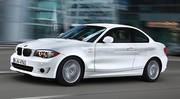 Version définitive de la BMW Serie 1 électrique