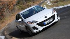 Essai Mazda 3 1.6 MZ-CD 115 ch : La même, en mieux !