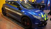 De nouvelles Mégane RS pour les gendarmes