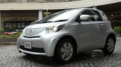 Toyota EV : un prototype électrique