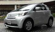 Toyota EV : Une iQ sur secteur !