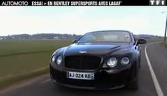 Emission Automoto : Essai Bentley Continental GT; Audi Q5 vs BMW X3 vs Mercedes GLK...