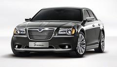 Lancia Thema : version européenne de la Chrysler 300