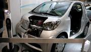 Toyota : une version électrique de l'IQ en 2012