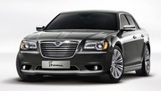 Salon de Genève: Chrysler devient Lancia en Europe