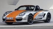 Porsche Boxster E : première photo