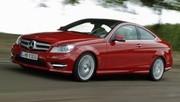 Mercedes viendra avec la nouvelle Classe C Coupé