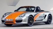 Porsche Boxster E : E comme Electrique
