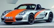 Porsche Boxster E, un prototype 100% électrique