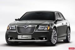 Lancia Thema : Une américaine chez Lancia