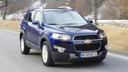 Essai Chevrolet Captiva restylé : le même en mieux