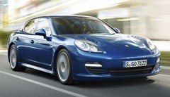 Genève 2011 : Porsche Panamera S Hybrid