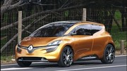 Vidéo et photos du Renault R-Space Concept