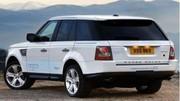 Range Rover Range_e : Un Range hybride rechargeable au Salon de Genève