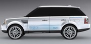 Range e : un hybride diesel à 89 g de CO2 chez Land Rover