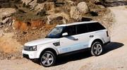 Land Rover Range_e concept
