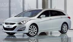 Hyundai i40 CW : Elle va faire malle !