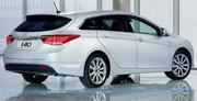 Genève 2011 : Hyundai i40