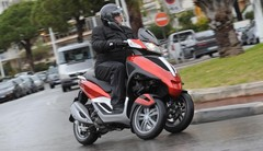 Piaggio MP3 Yourban 300 : le plus urbain des tricycles