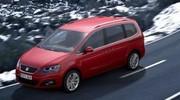 Seat Alhambra 4WD : transmission intégrale