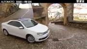 Emission Automoto : Essai Volkswagen Eos, Défi Automoto à Val d'Isère