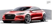 Audi A3 Concept : Un petit volume de plus