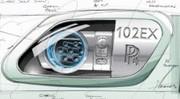 Rolls-Royce 102 EX 100% électrique !