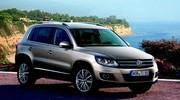Volkswagen donne des détails sur le nouveau Tiguan