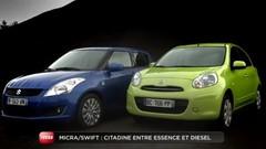 Emission Turbo : Suzuki Swift vs. Nissan Micra, Seat IBe Concept, 25 ans du xDrive BMW