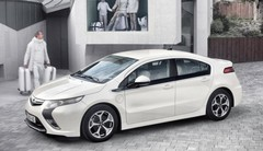 Nouvelle Opel Ampera 2012